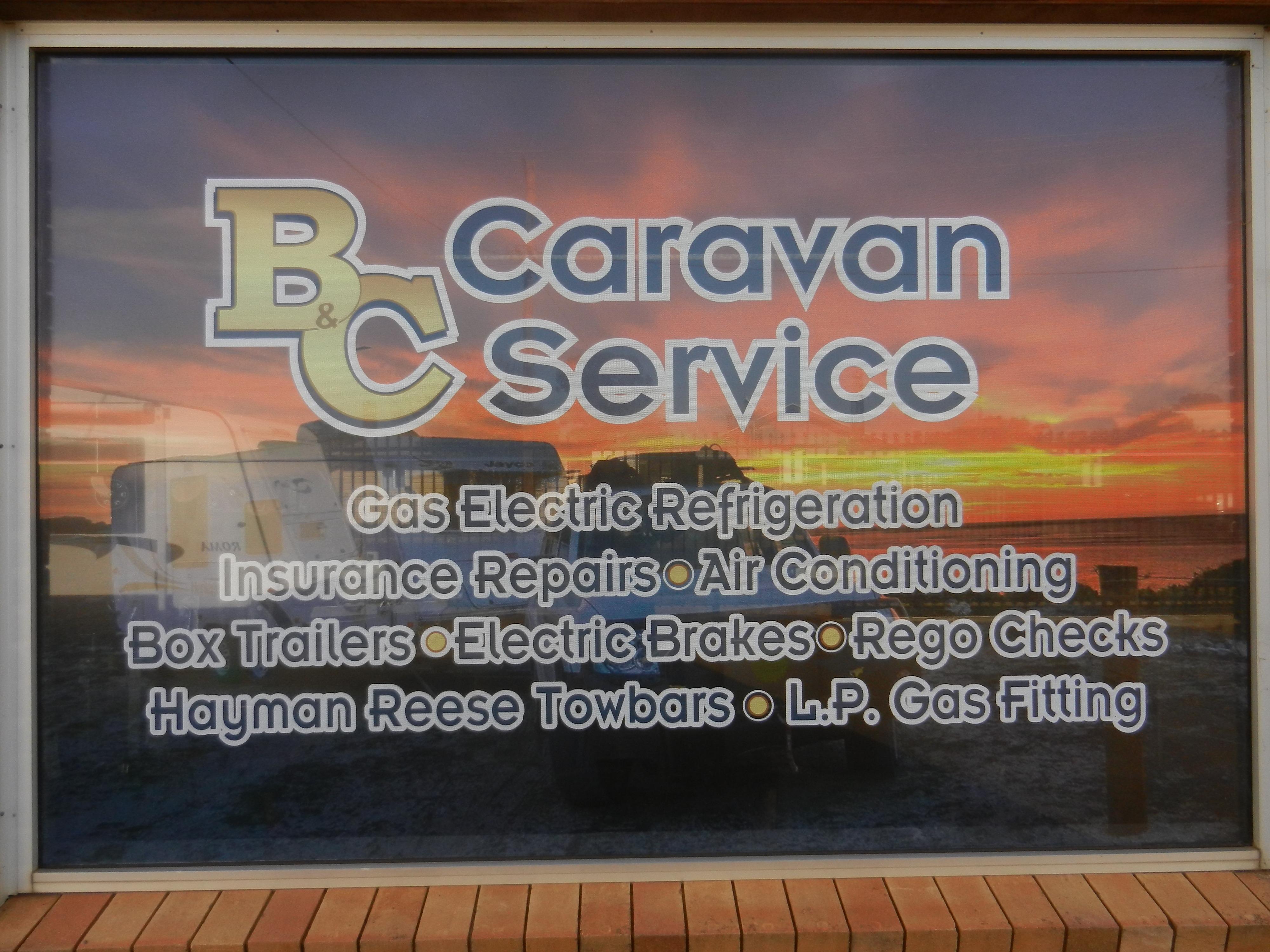 B&C Caravan Service Dubbo